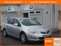 USED 2010 60 VAUXHALL ASTRA 1.4 EXCLUSIV 5d 98 BHP Cruise Control