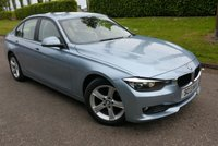 USED 2013 13 BMW 3 SERIES 2.0 318D SE 4d 141 BHP