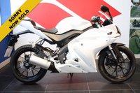 USED 2014 64 YAMAHA YZF-R125 White