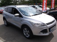 USED 2013 13 FORD KUGA 2.0 ZETEC TDCI 5d 138 BHP DIESEL / 4X4 FAMILY MPV, VERY ECONOMICAL & RELIABLE, DRIVES SUPERBLY !!
