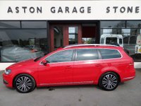 USED 2013 63 VOLKSWAGEN PASSAT 2.0 SPORT TDI BLUEMOTION TECHNOLOGY ** PANORAMIC ROOF * NAV * FSH ** **PANROOF * SAT NAV * FSH**