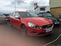 2012 VOLVO V60 1.6 DRIVE R-DESIGN S/S 5d 113 BHP £8795.00