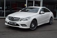 USED 2012 12 MERCEDES-BENZ E CLASS 3.0 E350 CDI BLUEEFFICIENCY SPORT 2d AUTO 265 BHP