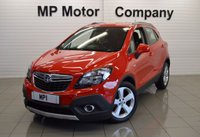 2015 VAUXHALL MOKKA 1.4 TECH LINE 5d AUTO 138 BHP £13495.00