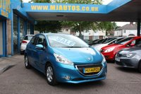 USED 2012 12 PEUGEOT 208 1.4 ACTIVE HDI 3dr 68 BHP STYLISH & WELL EQUIPPED PEUGEOT 208 ACTIVE - ZERO DEPOSIT FINANCE - ZERO TAX - ECONOMICAL DIESEL 74 MPG -