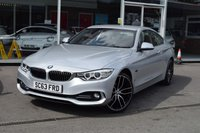 USED 2014 63 BMW 4 SERIES 2.0 420D XDRIVE LUXURY 2d AUTO 181 BHP