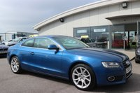 USED 2008 08 AUDI A5 2.7 TDI SPORT 3d AUTO 187 BHP NO DEPOSIT FINANCE AVAILABLE.