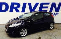 USED 2012 62 FORD FIESTA 1.6 ZETEC S TDCI 3d 94 BHP HATCHBACK