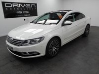 USED 2013 13 VOLKSWAGEN CC 2.0 GT TDI BLUEMOTION TECHNOLOGY 4d 175 BHP COUPE