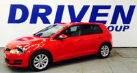 USED 2013 13 VOLKSWAGEN GOLF 2.0 SE TDI BLUEMOTION TECHNOLOGY DSG 5d AUTO 148 BHP HATCHBACK
