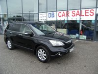 USED 2007 57 HONDA CR-V 2.2 I-CTDI ES 5d 139 BHP £0 DEPOSIT, LOW RATE FINANCE ANYONE, DRIVE AWAY TODAY!!