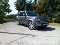 2010 LAND ROVER DISCOVERY 3.0 4 TDV6 XS 5d AUTO 245 BHP £16995.00