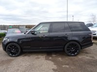 USED 2013 13 LAND ROVER RANGE ROVER 4.4 SDV8 VOGUE SE 5d AUTO 339 BHP AUTOBIOGRAPHY SPECIFICATION   1 OWNER FROM NEW LAND ROVER SERVICE HISTORY AUTOBIOGRAPHY MODEL