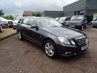 USED 2010 59 MERCEDES-BENZ E CLASS 2.1 E220 CDI BLUEEFFICIENCY AVANTGARDE 5d AUTO 170 BHP 6 MAIN DEALER SERVICE STAMPS SERVICED AT 12156M 28158M 37293M 45158M 54903M  65635M FACTORY OPTIONS ONCLUDE MATALIC PAINT £620 MEDIA INTERFACE £430