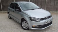 USED 2015 65 VOLKSWAGEN POLO 1.0 S AC 5dr Air Con, £20/yr Tax, 1 own