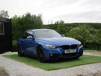 USED 2014 63 BMW 3 SERIES 3.0 330D XDRIVE M SPORT 4d AUTO 255 BHP