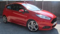 USED 2015 65 FORD FIESTA 1.6 ST Ecoboost 3dr Recaro Interior, 1 Owner