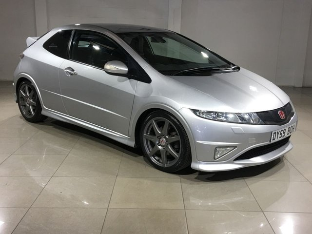 View our 2009 59 HONDA CIVIC 2.0 I-VTEC TYPE-R GT 3d 198 BHP