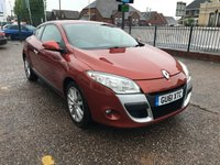 USED 2011 61 RENAULT MEGANE 1.6 I-MUSIC 3d 110 BHP Low Mileage, Full Service History, Bluetooth.