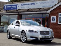 USED 2013 13 JAGUAR XF 2.2 D PREMIUM LUXURY 4d 200 BHP *ONLY 9.9% APR with FREE Servicing*