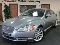 USED 2010 10 JAGUAR XF 3.0 V6 S LUXURY 4d AUTO 275 BHP