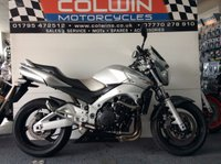 2008 SUZUKI GSR 600 599cc GSR 600 K7  £3695.00