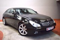 USED 2008 MERCEDES-BENZ CLS CLASS 320 CDI 4 Door Saloon  - Try our secure online Finance Application System
