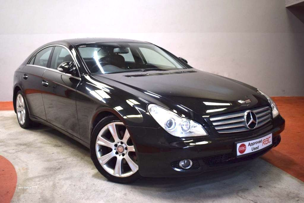 Used mercedes benz cls class cls350 sport amg for sale for Used mercedes benz cls for sale