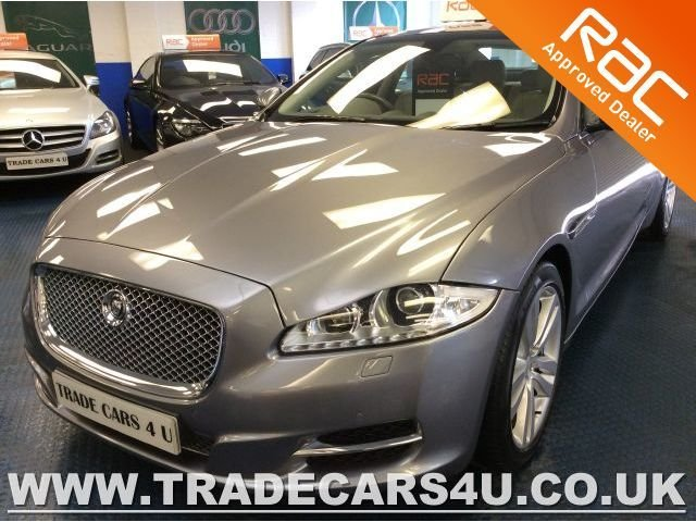2011 11 JAGUAR XJ 3.0D TWIN TURBO PREMIUM LUXURY AUTO