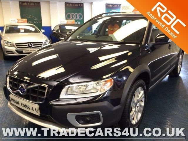 2011 61 VOLVO XC70 D3 DRIVe SE DIESEL ESTATE START/ STOP 6 SPEED
