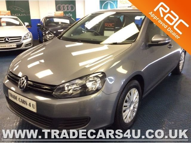 2010 60 VOLKSWAGEN GOLF 1.4 S TSI TURBO 5 DOOR