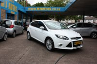 USED 2013 63 FORD FOCUS 1.0 ZETEC 5dr 0 DEPOSIT FINANCE AVAILABLE | SUPERB RATES