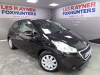USED 2013 13 PEUGEOT 208 1.4 ACCESS PLUS HDI 3d 68 BHP Free Road Tax , Superb MPG , Air Con