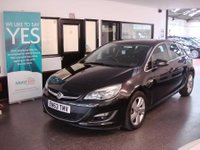 USED 2013 63 VAUXHALL ASTRA 1.7 SRI CDTI ECOFLEX S/S 5d 110 BHP This Astra is finished in Metallic Carbon Flash Black with Jet  Black cloth seats. It is fitted with power steering, remote locking, electric windows and mirrors, climate control, Alloys, CD Stereo with Aux & Usb ports and more. It has had one private owner from new.  It has a full Vauxhall service history. The advisory free existing mot runs till November 2017, we will supply it with 12 months.This Astra has sporty looks but remains a very economical family hatch, and is exceptional throughout.