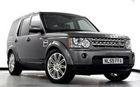 USED 2009 59 LAND ROVER DISCOVERY 4 3.0 TD V6 HSE 5dr Auto *Full L/Rover Service Record*