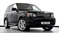 USED 2012 12 LAND ROVER RANGE ROVER SPORT 3.0 SD V6 HSE 5dr Auto [8] Hybrid TV, Sat Nav, Power Boot