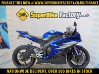 USED 2006 06 YAMAHA R6  GOOD & BAD CREDIT ACCEPTED, OVER 500+ BIKES