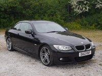 USED 2012 12 BMW 3 SERIES 2.0 320D M SPORT 2d 181 BHP
