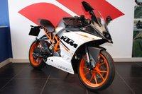 USED 2016 66 KTM RC 373cc RC 390 Ex-Demo