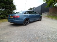 "USED 2010 60 AUDI A6 SALOON Audi A6 Saloon 2.0 TDI SE EXTREMLY LOW MILEAGE ONLY 38K, SAT NAV, BLUETOOTH, NEW 19"" ALLOY WHEELS, NEW TYRES, STUNNING LOOKING VEHICLE"
