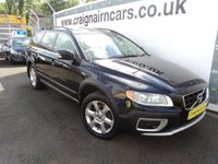 USED 2009 59 VOLVO XC70 2.4 D5 SE LUX AWD 5d 205 BHP Bluetooth+Navigation+Leather+Full History