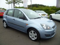 2007 FORD FIESTA 1.4 STYLE CLIMATE 16V 5d 78 BHP £2195.00
