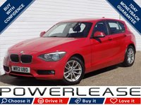 USED 2012 12 BMW 1 SERIES 2.0 120D SE 5d 181 BHP £30 ROAD TAX AIR CONDITIONING