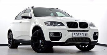 2012 BMW X6 3.0 30d xDrive 5dr Auto [5 Seats] £25995.00
