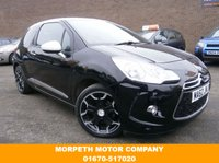 2012 CITROEN DS3 1.6 E-HDI DSTYLE PLUS 3d 90 BHP £6650.00