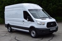 2014 FORD TRANSIT 2.2 350 L3 RWD H/R P/V 5d EURO 5 100 BHP LWB DIESEL PANEL VAN £9750.00