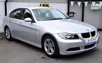 2008 BMW 3 SERIES 2.0 320D SE 4d 174 BHP £5000.00