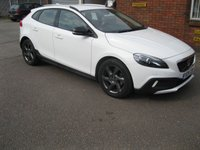 2014 VOLVO V40 1.6 D2 CROSS COUNTRY LUX 5d 113 BHP £SOLD