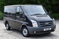 2011 FORD TRANSIT 2.2 260 LR 5d 115 BHP AIR CON FWD SWB LOW ROOF DIESEL MANUAL VAN  £5490.00