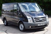 2010 FORD TRANSIT 2.2 260 LR 5d 115 BHP AIR CON FWD SWB LOW ROOF DIESEL MANUAL VAN  £5150.00